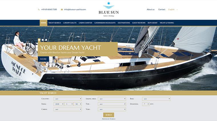 Bluesun Yachts and Holidays