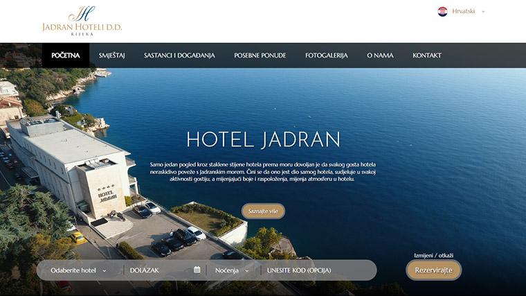 Jadran hoteli